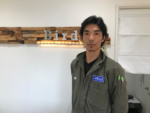Bird motors & yoga<br>(バードモータース&ヨガ)<br>代表 鳥井 大輔様